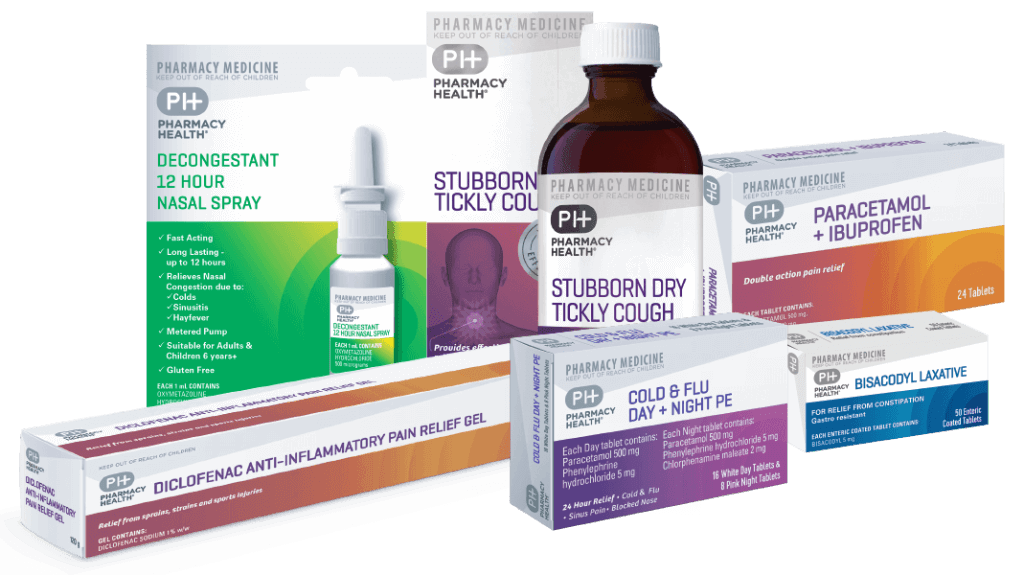 Pharmacy Health Products